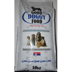Good Doggy Food Light / Senior 10kg
