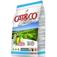 CAT & CO Wellness Adult Sensible Riba i Pirinač 1500gr