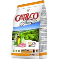 CAT & CO Wellness Adult Fitness Piletina i Grašak 1500gr