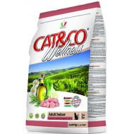 CAT & CO Wellness Adult Indoor Lamb and Potatoes 1500gr