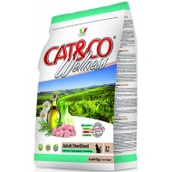 CAT & Co Wellness Adult Sterilized Piletina i Ječam 1500gr