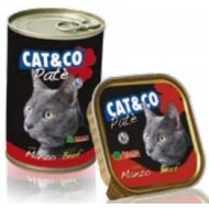 CAT & CO Govedina pašteta 400gr