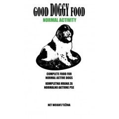 Good Doggy Food Normal Activity 10kg