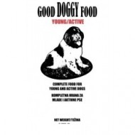 Good Doggy Food Young & Active 10kg