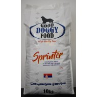 Good Doggy Food Sprinter 10kg