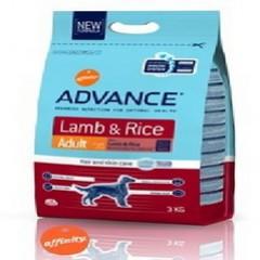 Advance Lamb And Rice 12kg